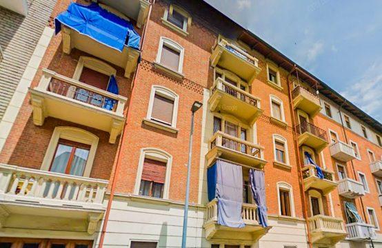 Facciata casa in vendita via pierluigi palestrina, Torino