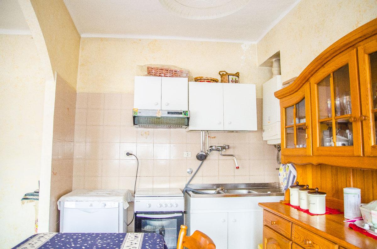 Cucina abitabile foto 3 casa in vendita san donato torino - Cucina abitabile ...