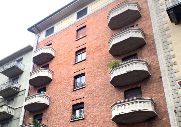 facciata corso Regina Margherita 207
