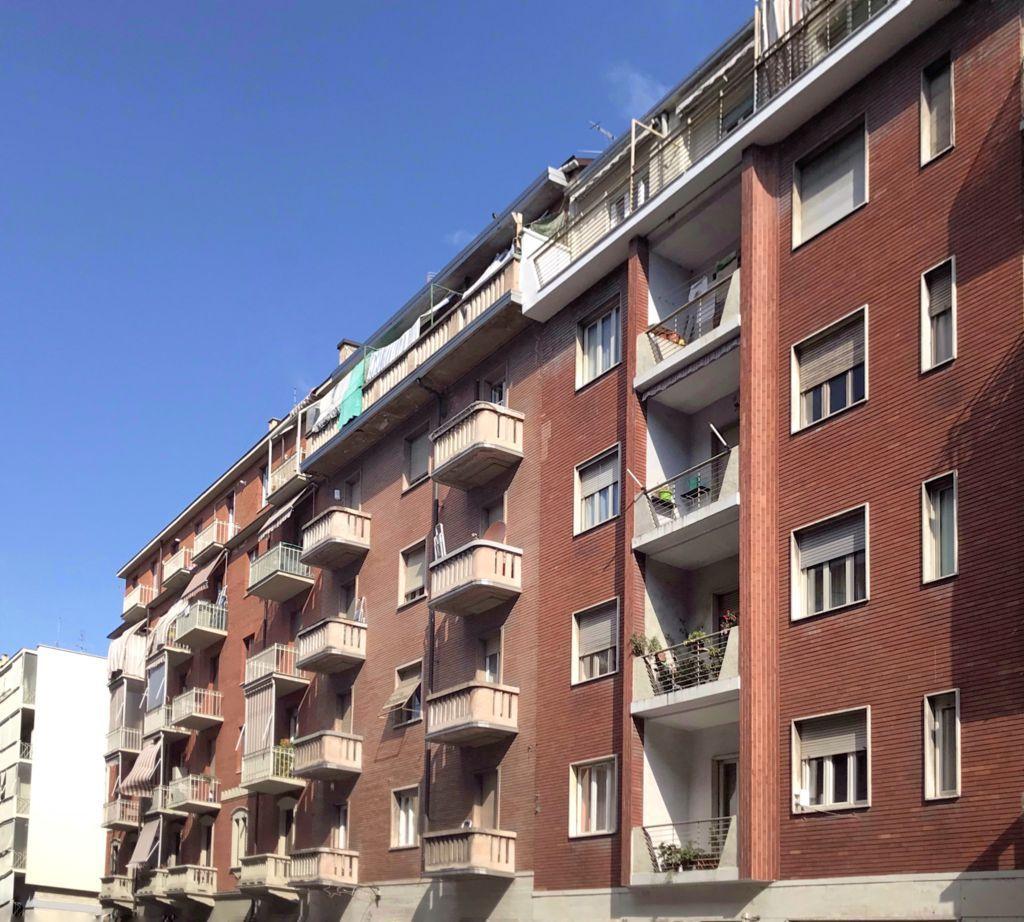 facciata bilocale Via Monte Nero 11