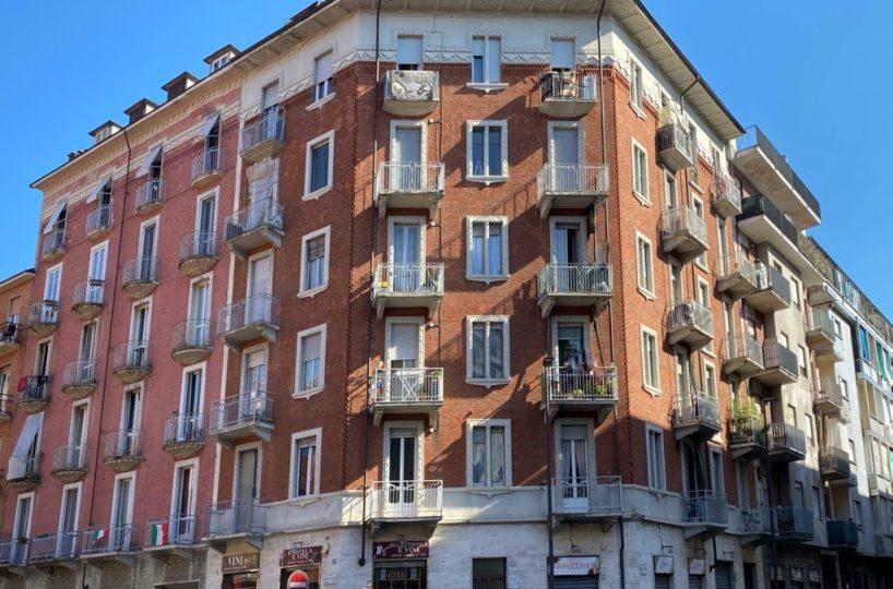 facciata via G. Spontini 16