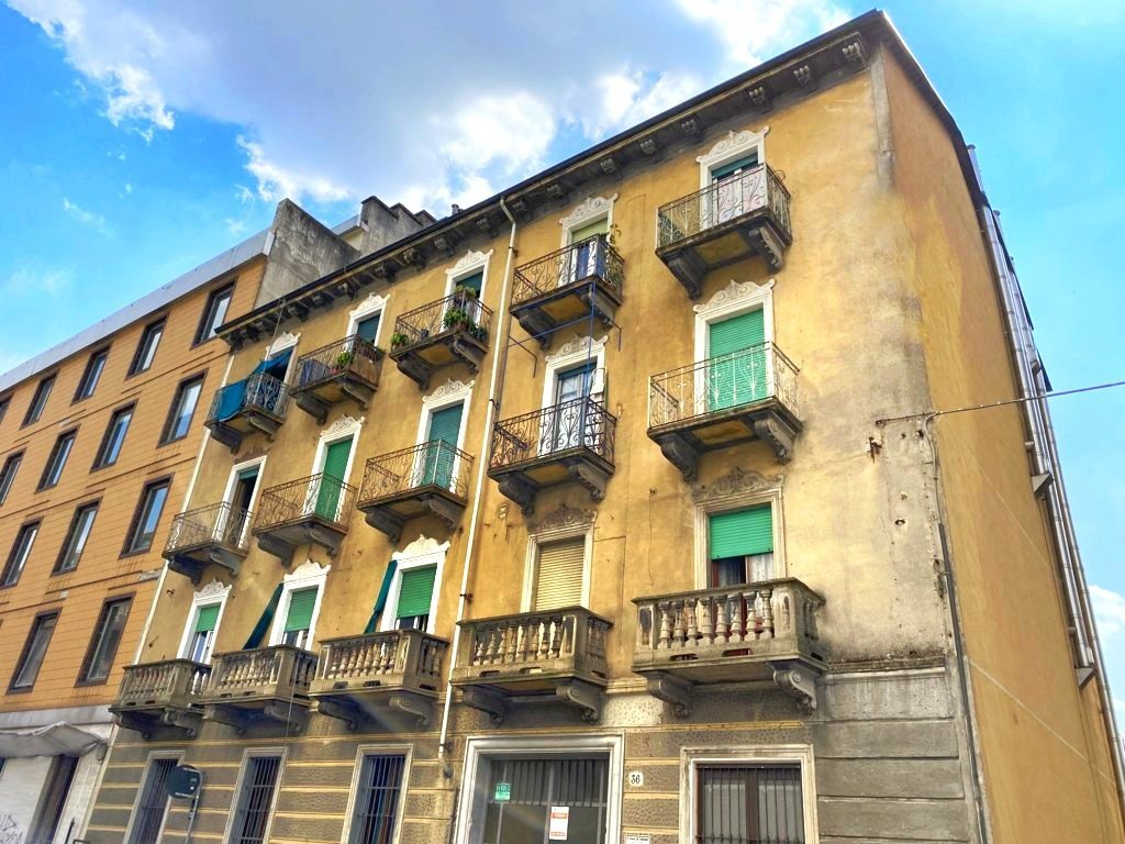 Monolocale via Padova 36
